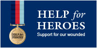 Help for Heroes.