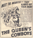 The Queen's Cowboys. A Victor story.